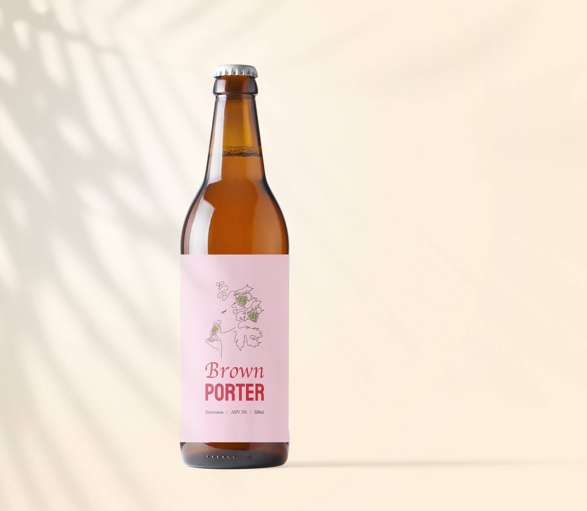 #006 Brown Porter